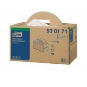 Tork Premium 530 werkdoek, 1-laags, wit, 43 x 39 cm, handybox à 200 vel (530171)