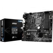Placa de baza MSI S1151 B365M PRO-VDH Intel B365, mATX