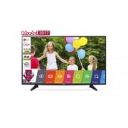 Televizor LED LG 43LJ515V, 108 cm, Full HD, Game TV, Negru
