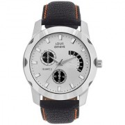 Louis Geneve Analogue White Dial Men'S Watch LG-MW-B-WHITE-051