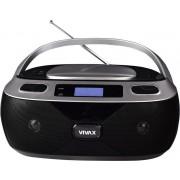 Prenosni CD radio Vivax APM-1040, MP3, sivi