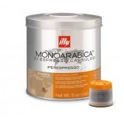Cafea illy 21 capsule iperespresso monoarabica ETIOPIA cu cofeina
