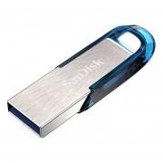Memorias USB SanDisk CZ73 USB3.0 64GB/150mb/s - Azul