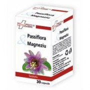 Passiflora & magneziu 30cps FARMACLASS
