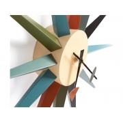 Famous Design Horloge murale Starburst - George Nelson