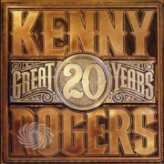 Video Delta ROGERS, KENNY - 20 GREAT YEARS - CD