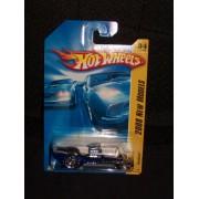 Hot Wheels 2008 034 34 New Models Blue Madfast Drag Racer