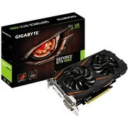 Tarjeta De Video NVIDIA GeForce GTX 1060 Gigabyte WINDFORCE OC EDITION, 3GB GDDR5, 1xHDMI, 2xDVI, 1xDisplayPort, PCI Express X16 3.0. GV-N1060WF2OC-3GD