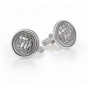 Gerardo Sacco gemelli Magna Grecia in argento 40016
