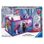 Puzzle Ravensburger 3D Cutie depozitare Frozen II, 216 piese
