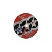 Disc abraziv de debitare Swaty Comet Professional Inox, 125x1.6 mm