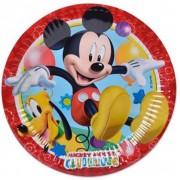 Disney Mickey papírtányér