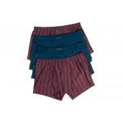 Retro Shorts im 4er Pack, farblich sortiert, Gr.7