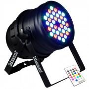 Beamz LED PAR 36 3W RGBW LED-PAR-Strahler 120W