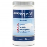 PlaqueOff Teeth and Gums 140 kaps