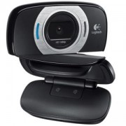 Уеб камера с микрофон LOGITECH C615, Full-HD, USB2.0, 960-001056