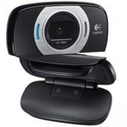 Уеб камера с микрофон LOGITECH C615, Full-HD, USB2.0, 960-001056