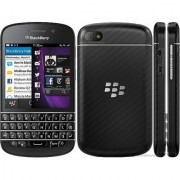 Blackberry Q10 2GB + 16GB 2MP + 8MP 4G LTE Enabled (Black) - (6 months Gadgetwood warranty)