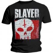 Slayer: Undisputed Attitude Skull (tricou)
