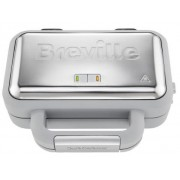 Aparat pentru gofre Breville VST072X-01 (Argintiu)