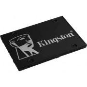 Kingston Disco SSD Interno KINGSTON 512G KC600 512G (512 GB - SATA - 550 MB/s)