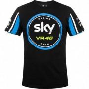 VR46 Camiseta Vr46 Rossi Sky Racing Team Vr46 Replica 291204
