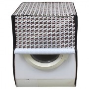 Dreamcare Printed Waterproof & Dustproof Washing Machine Cover For Front Loading For LG F10e3ndl2
