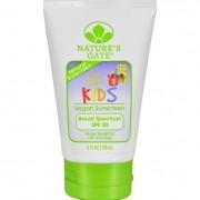 Nature's Gate Mineral Kids Block SPF 20 Fragrance Free - 4 fl oz
