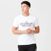 MyProtein Ambition Fuelled T-Shirt - M - White