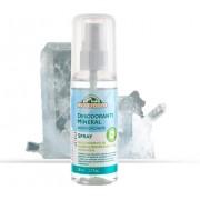 Deodorant mineral spray cu alaun
