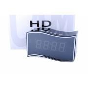 Camera IP camuflata in ceas de birou