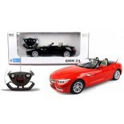 Masinuta cu Telecomanda Replica BMW Z4 Cabrio cu Lumini LED, Scara 1:12, Rosu