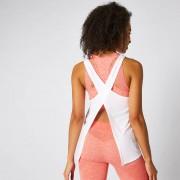 Myprotein Dry-Tech Vest - White - S