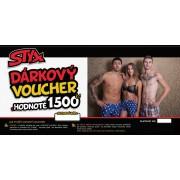 Styx Elektronický voucher 1500,- (zaslání pouze e-mailem) uni