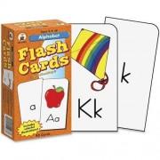 CD3907 Carson-Dellosa Alphabet Flash Cards - Educational