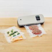FoodSaver Macchina compatta sottovuoto, 5 sacchetti, rotolo