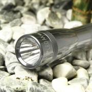 LED torch Mini-Maglite, titanium