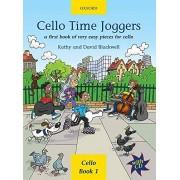 David Blackwell Cello Time Joggers