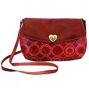 Arpera Sling Bag (Red) (C11517)