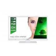 Televizor LED Horizon X-TEND 24HL7101H, 61 cm, HD Ready, 100Hz, Alb