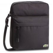 Geantă crossover LACOSTE - Crossover Bag NH2012NE Black 991