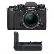Fujifilm X-T3 + 18-55/2,8-4 Svart + VG-XT3