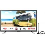 """Televizor LED Sharp 61 cm (24"""") LC-24CFG6132EM, Full HD, Smart TV, WiFi, CI+"""