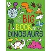 My First Big Book of Dinosaurs, Paperback/Little Bee Books