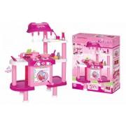 G21 Játék konyha - tartozékokkal, rózsaszín II