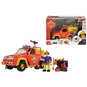 Simba Fireman Sam Venus Fire Truck - tűzoltó
