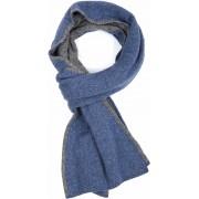Profuomo Schal Donegal Blue - Grau