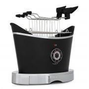 Bugatti 13-VOLONUK Toaster - Black