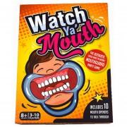 Juego De Carta Con Bocazas 10 Piezas Watch Ya Mouth E-Hot - Norma