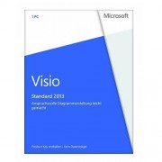Microsoft Visio 2013 Standard, Download, Vollversion